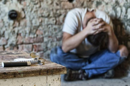 How Drug Addiction Affects Your Body