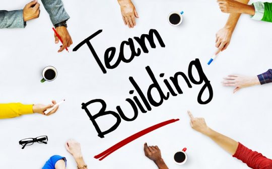 Team Building Ideas For Smaller Groups